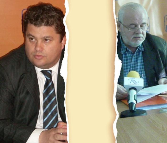 Florin Popescu: Cât am condus eu PDL Dâmboviţa nu erau scandaluri; Marin Antonescu: Păi dacă le generaţi?! (audio)