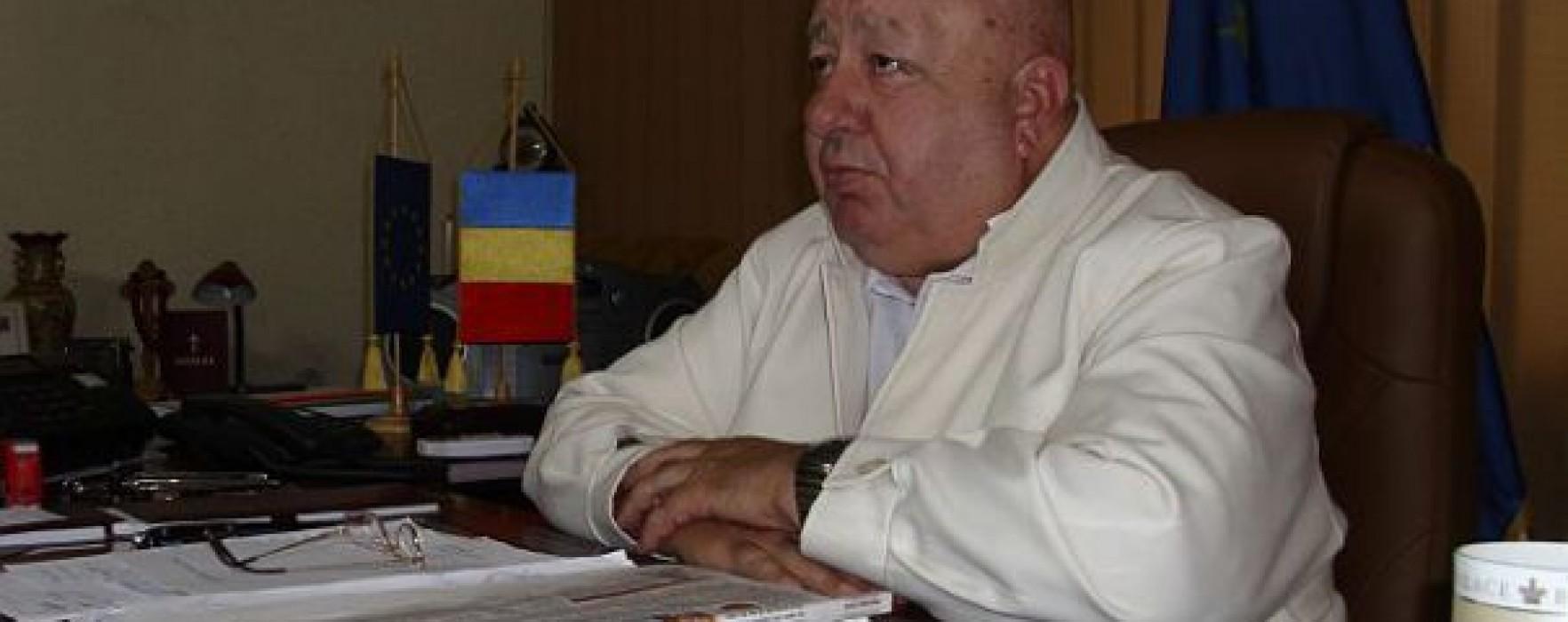 Primarul din Butimanu, reţinut de Poliţie