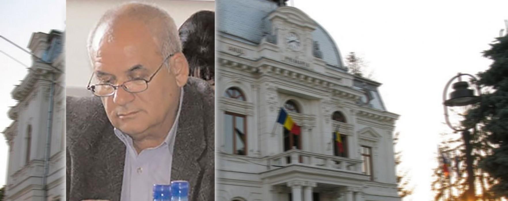 Fostul administrator public al Târgoviştei Marius Constantinescu, judecat pentru conflict de interese