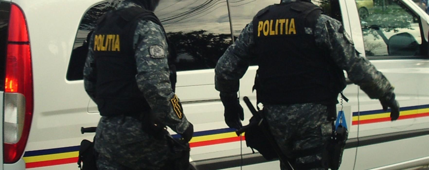 Dâmboviţa: Percheziţii la persoane bănuite de şantaj, abuz în serviciu şi infracţiuni conexe actelor de corupţie