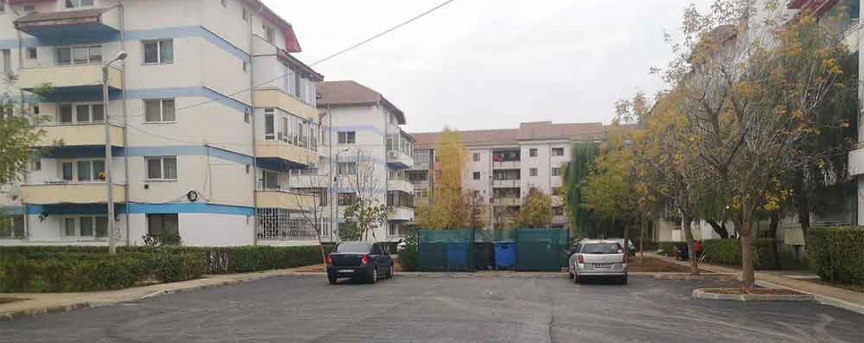 Târgovişte: Lucrări de modernizare în micro 2