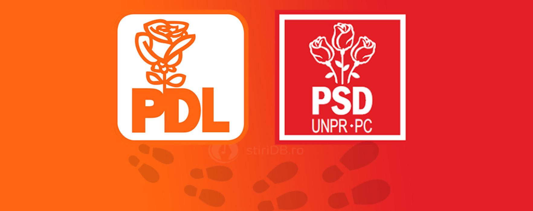20 de primari şi 127 de consilieri locali din Dâmboviţa au trecut la PSD