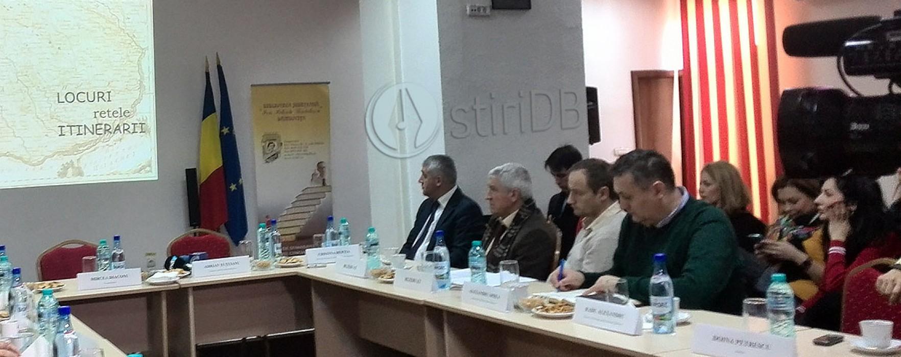 Mircea Diaconu: Curtea de Argeş, Câmpulung şi Târgovişte pot fi promovate cu bani europeni