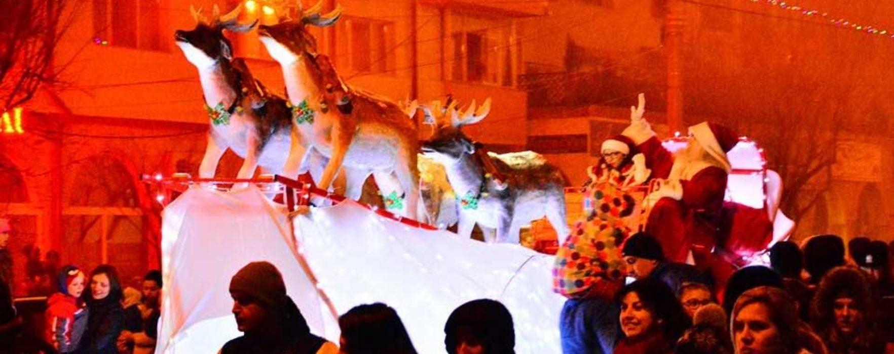 Târgoviște: Moș Crăciun a sosit în Orășelul copiilor
