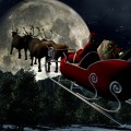 Vezi în timp real traseul lui Moş Crăciun