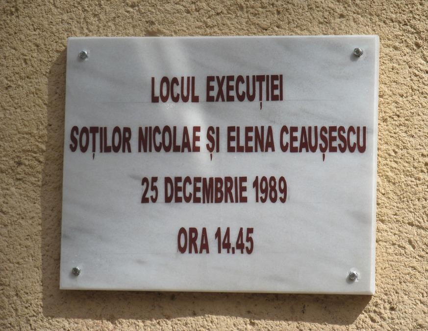 muzeu ceausescu