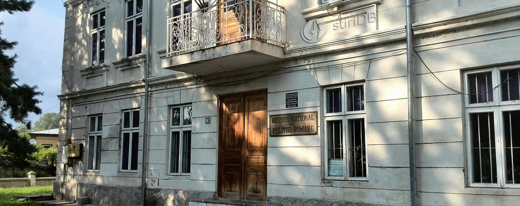 Muzeul Poliţiei din Târgovişte, singurul din ţară cu acest profil / Târgovişte – ghid de oraș