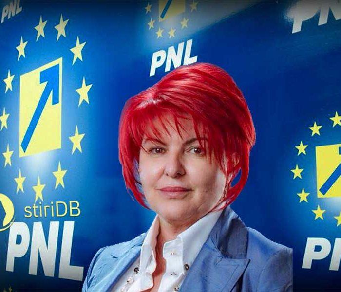 Neli Ion, aleasă preşedinte a PNL Târgovişte