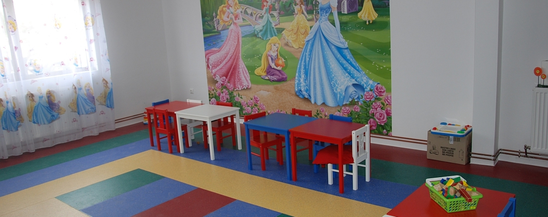 Şcoală şi grădiniţă, reabilitate la Niculeşti