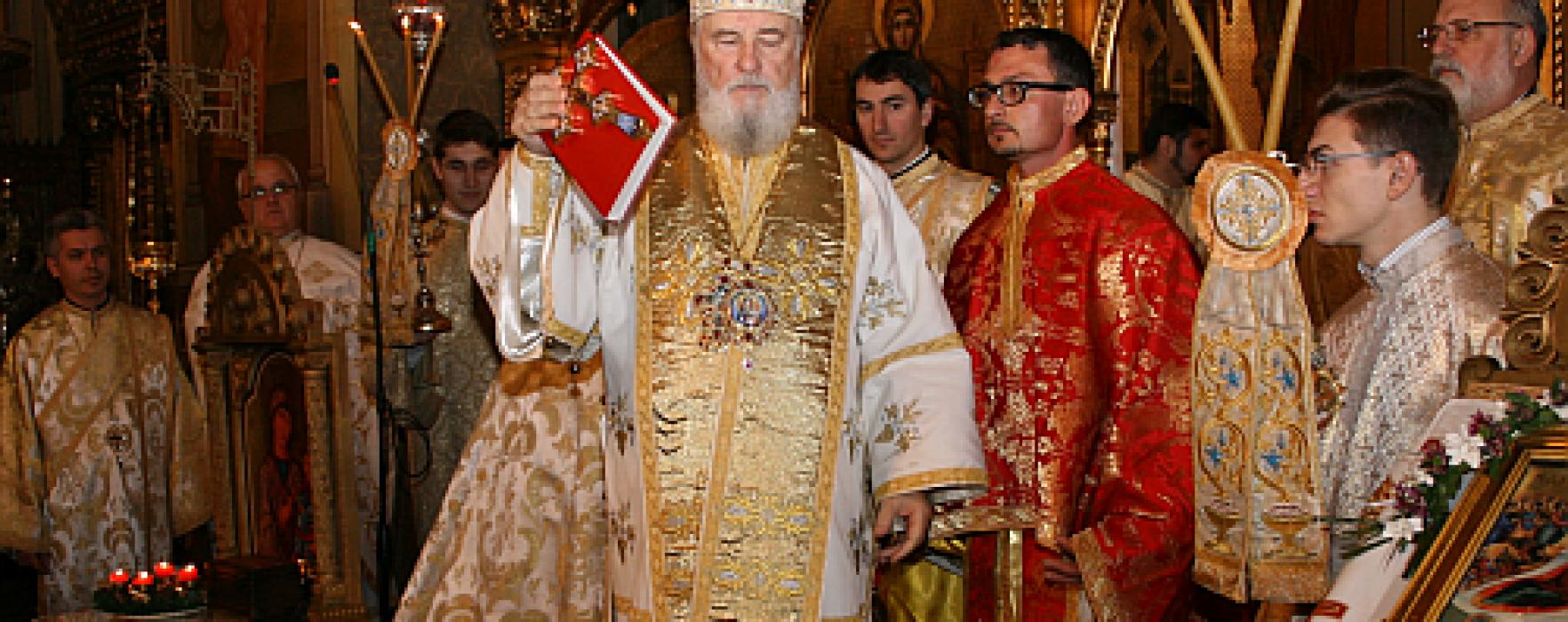Arhiepiscopul şi Mitropolitul Nifon, la 14 ani de arhipăstorire la Târgovişte