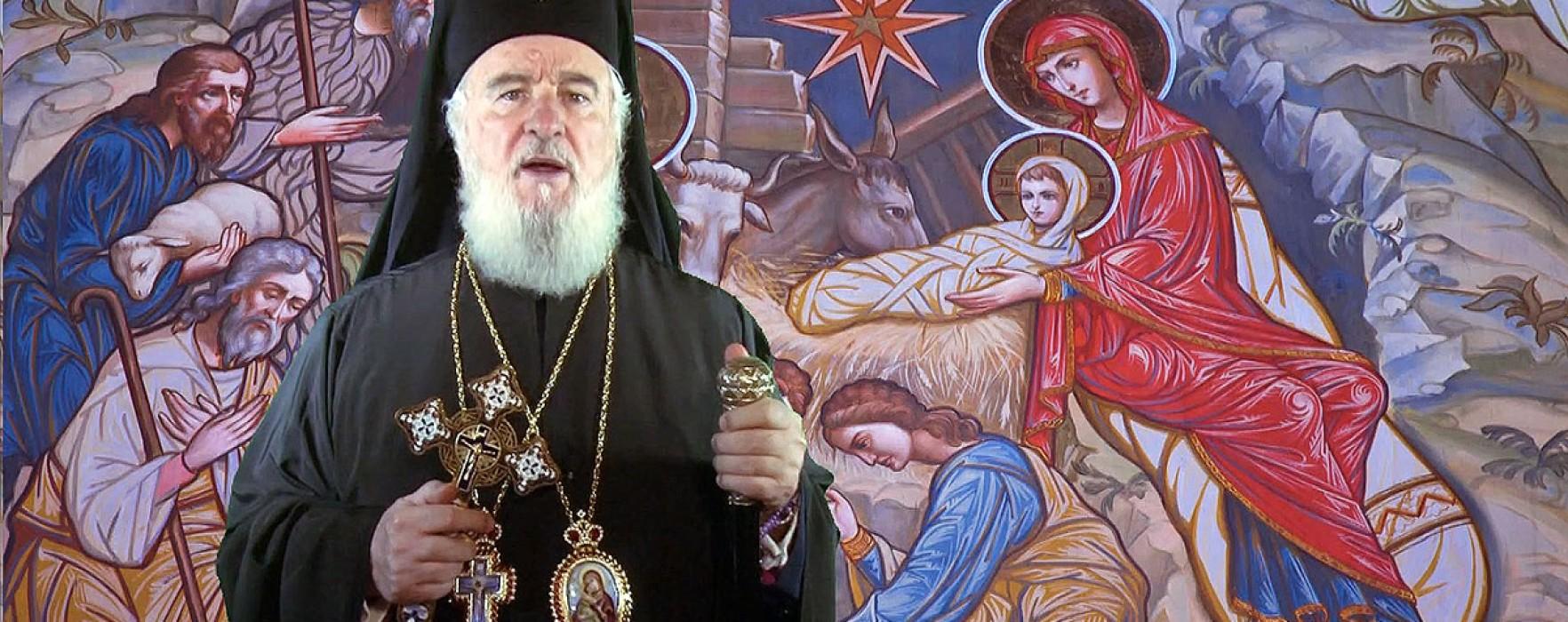 Mesajul Arhiepiscopului Târgoviştei, Nifon, cu ocazia Nașterii Domnului 2014