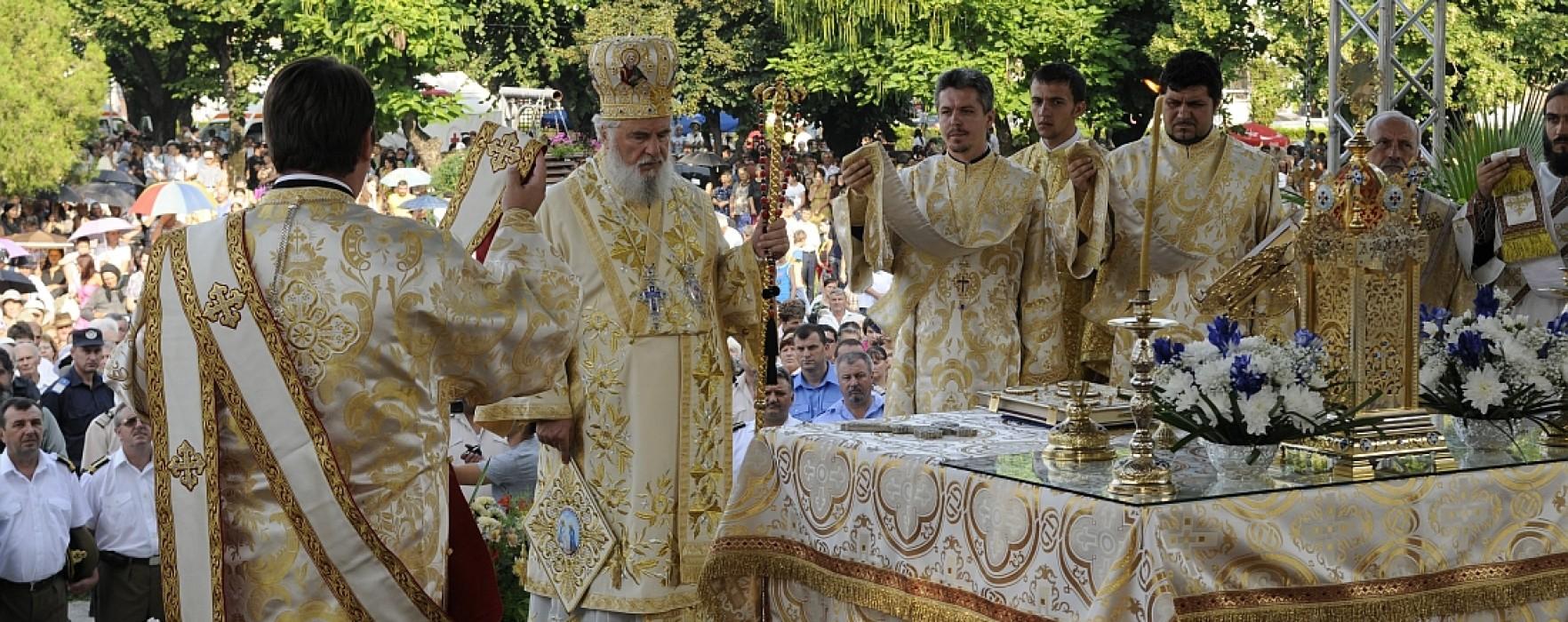 Programul manifestărilor de Sf. Nifon, de la Târgovişte
