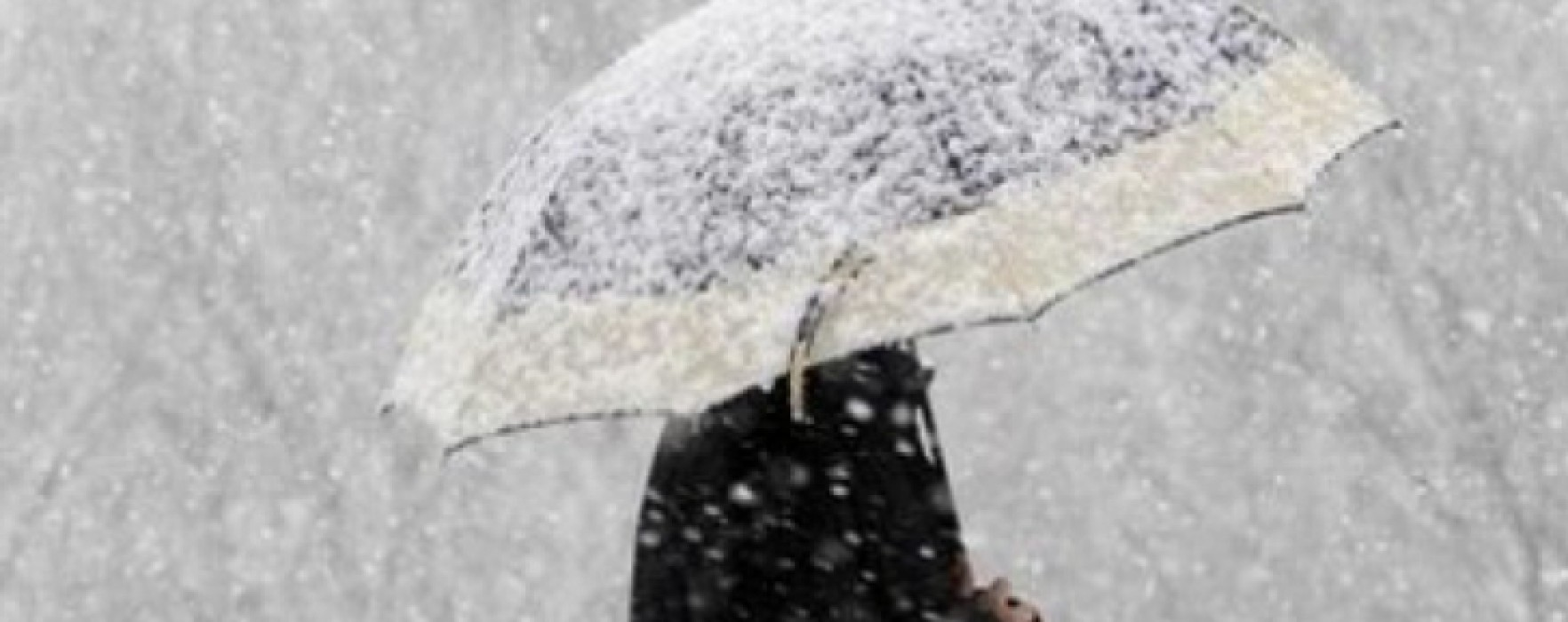 Cod Galben de ploi şi ninsori pentru nordul judeţului Dâmboviţa
