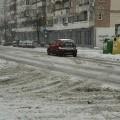 Târgovişte: Autorităţile acţionează pentru deszăpezirea străzilor din municipiu