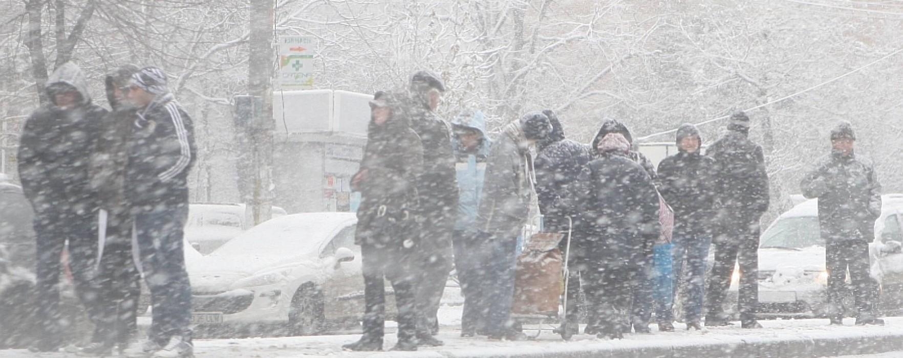 Cod Galben de ninsori în Dâmboviţa începând cu ora 18.00