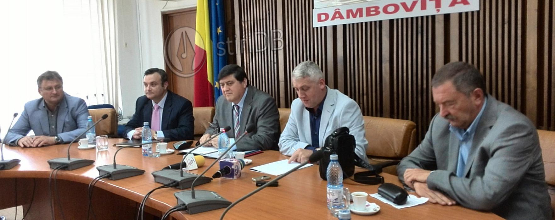 Ministrul Economiei: Uzinele de la Mija şi Dragomireşti au şanse de eficientizare; la Automecanica Moreni sunt probleme