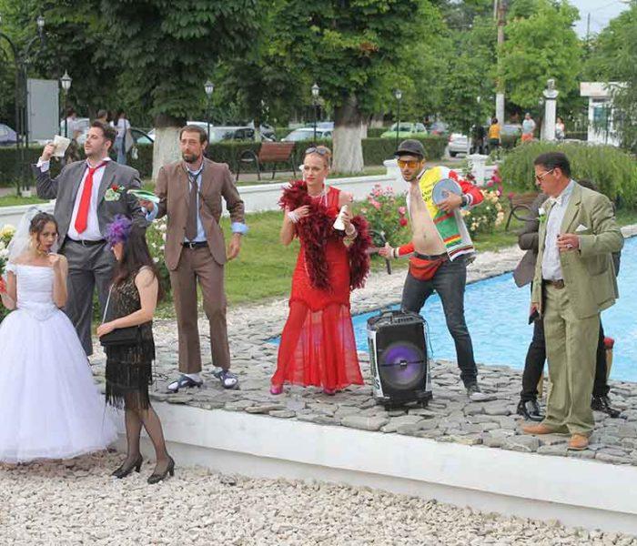 Teatrul Tony Bulandra Târgovişte: Babel 9 a început