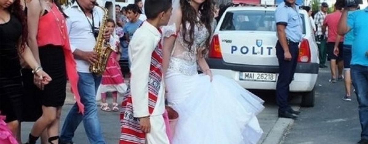 nunta-strada-politia