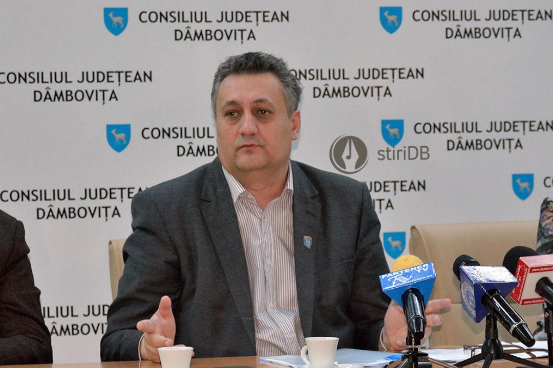 Preşedintele CJ Dâmboviţa, Alexandru Oprea, suspendat din PSD; rămâne cu funcția din administrație