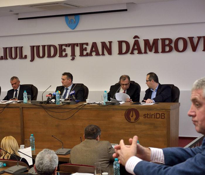 Alexandru Oprea ar putea pierde funcţia de preşedinte al CJ Dâmboviţa