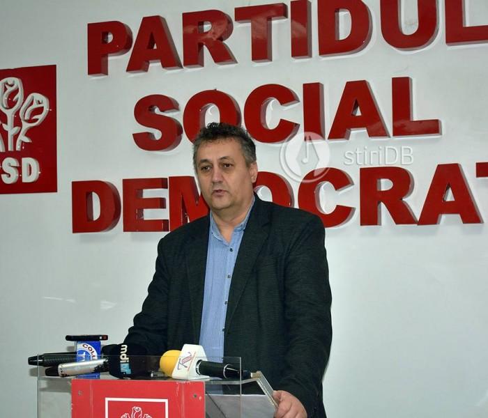Alexandru Oprea (PSD Dâmboviţa): Sunt probleme mult mai importante decât referendumul pe tema graţierii