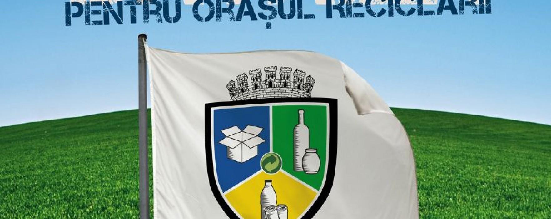 """Târgovişte în competiţia """"Orașul Reciclării 2015"""""""
