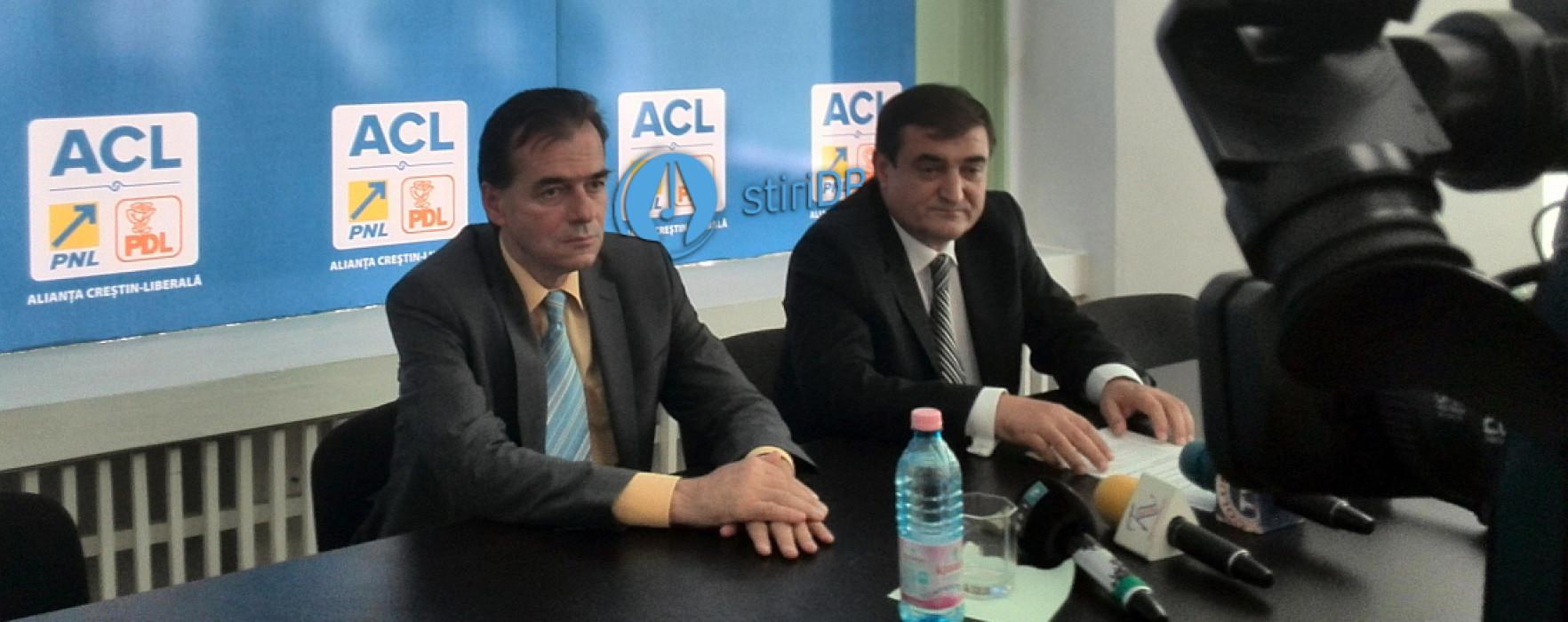 Ludovic Orban: Am pregătit model standard de acţiune în instanţă a aleşilor locali care pleacă la alt partid