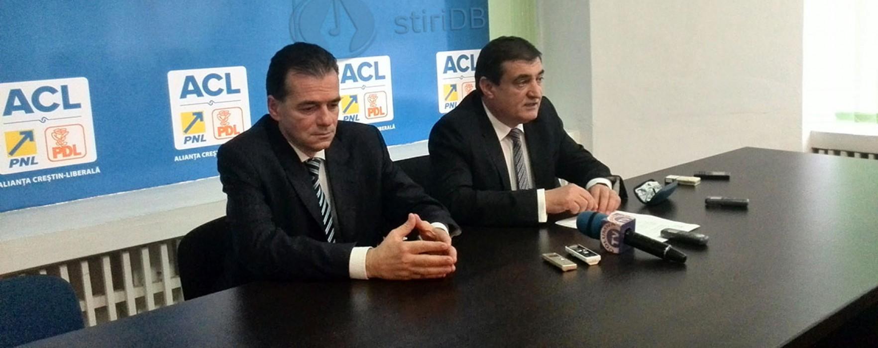 Ludovic Orban (PNL): Confruntarea Iohannis – Ponta, ca un meci de box