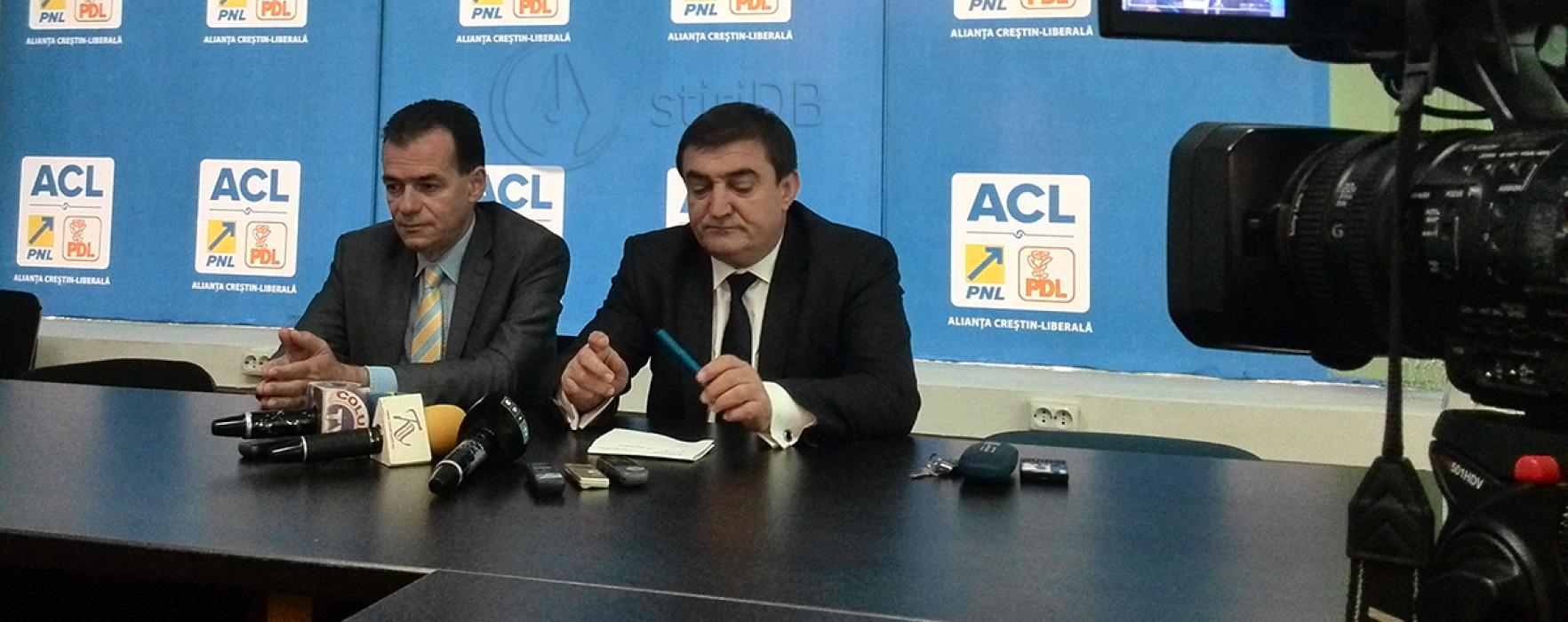 Ludovic Orban: Îmi pare rău că nu am pierdut pariul cu Florin Popescu (audio)
