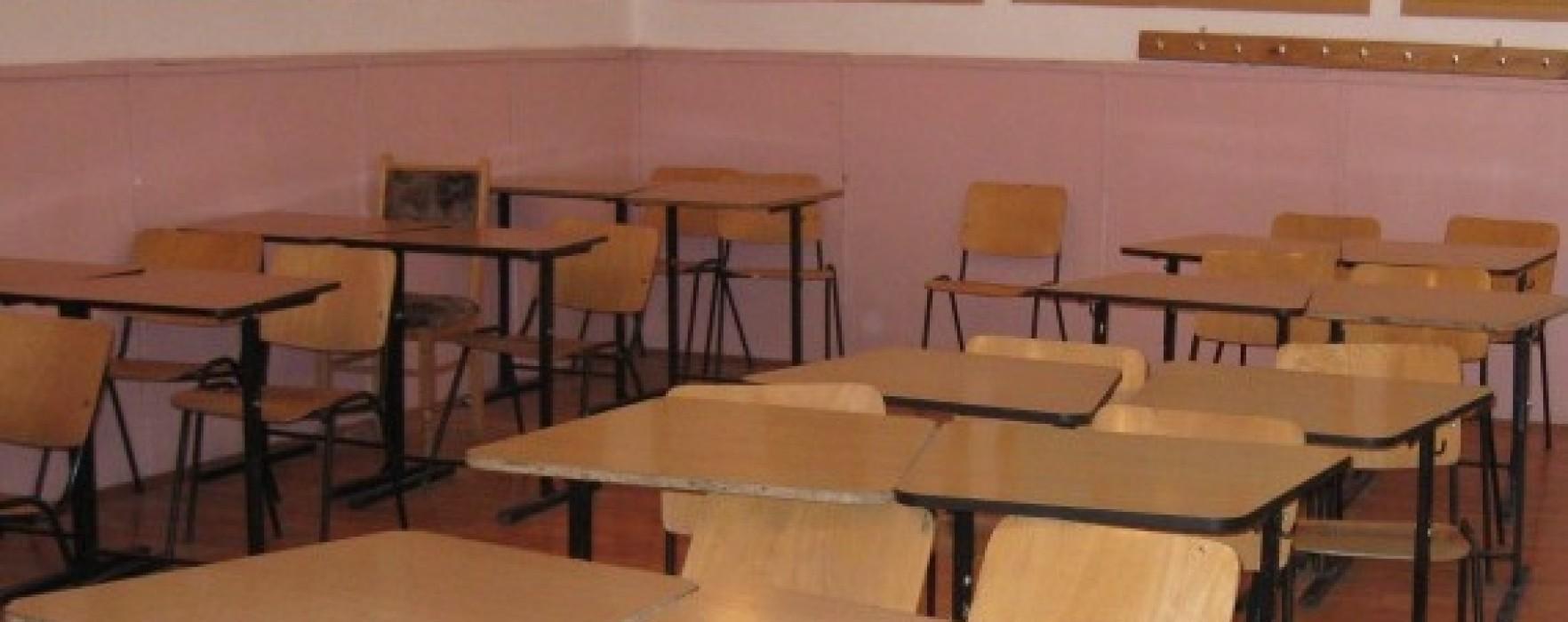 Cursuri suspendate în trei unităţi de învăţământ din Târgovişte