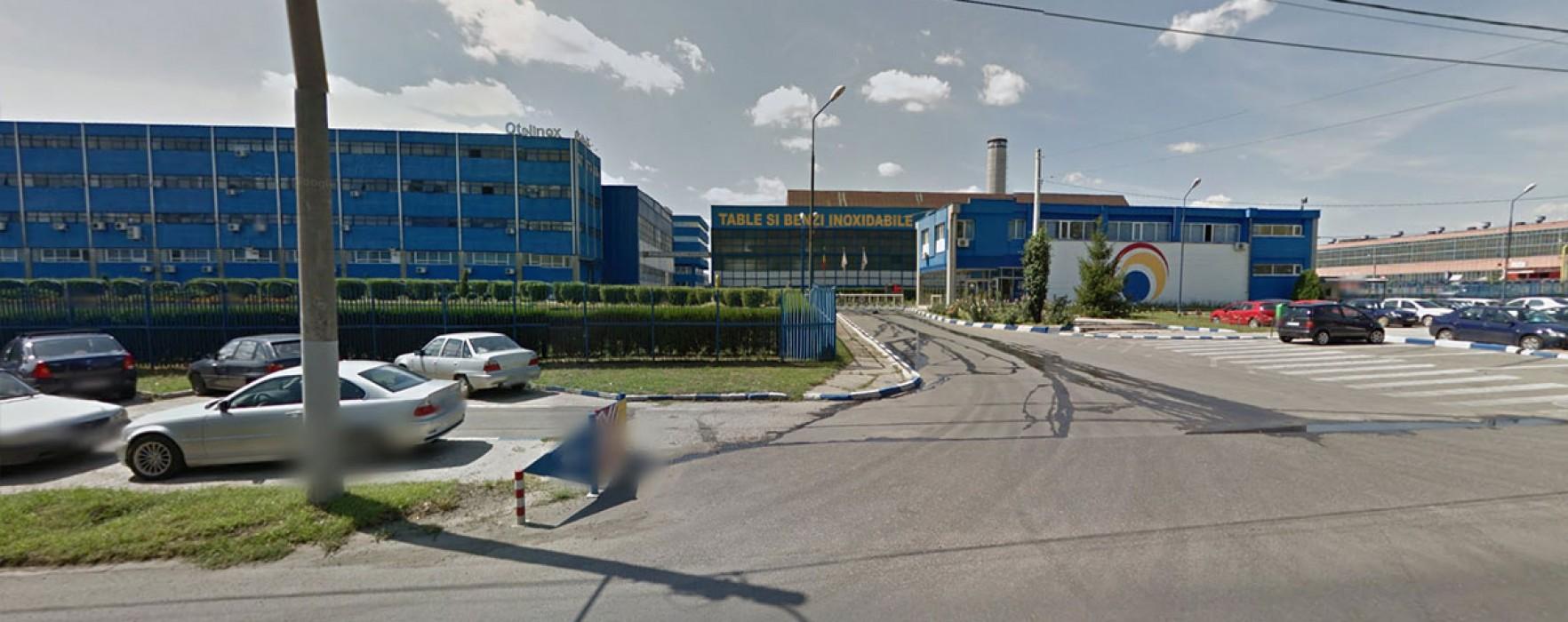 Grevă generală la Oţelinox Târgovişte