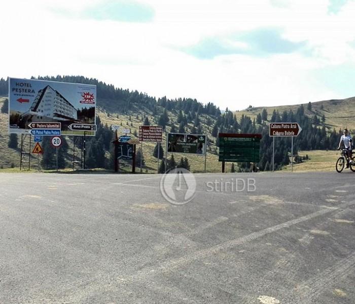 Dâmboviţa: Drumul de legătură între Dichiu şi Zănoaga rămâne închis până pe 21 octombrie