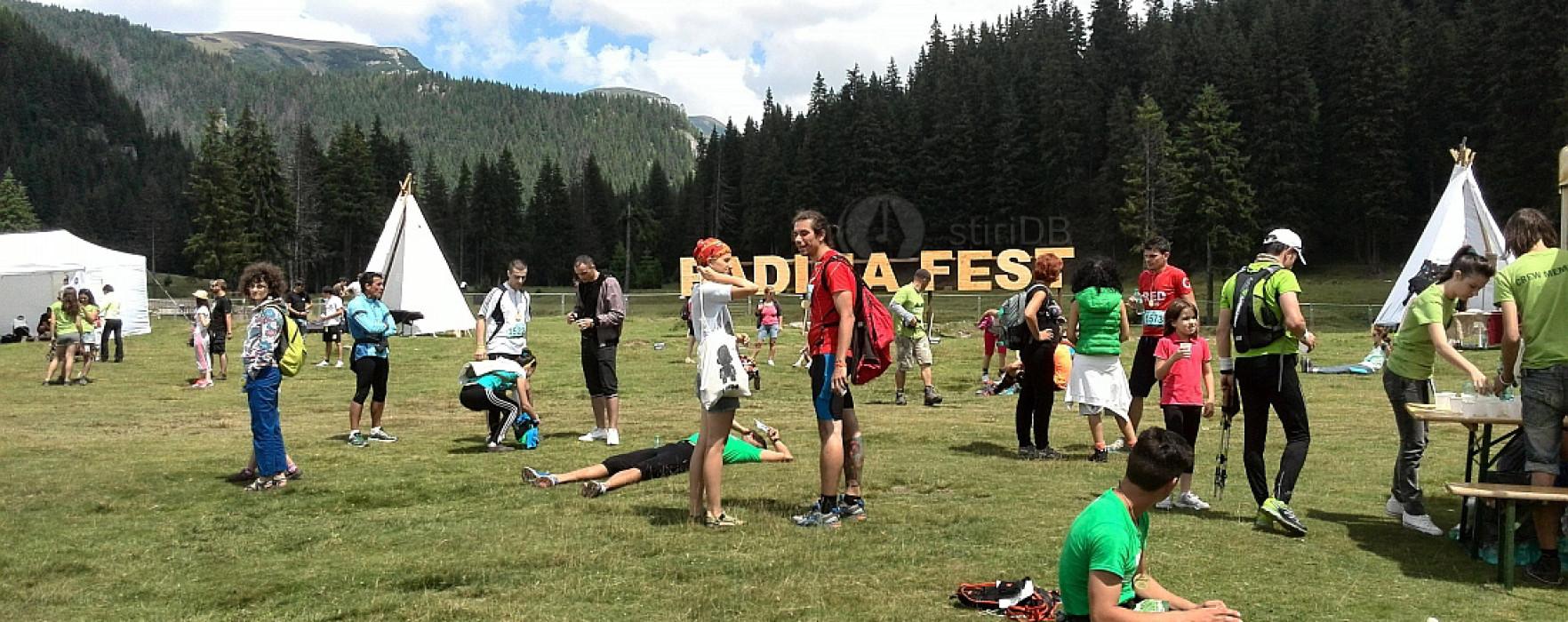 Padina Fest, în perioada 23-26 iulie, pe Platoul Munţilor Bucegi