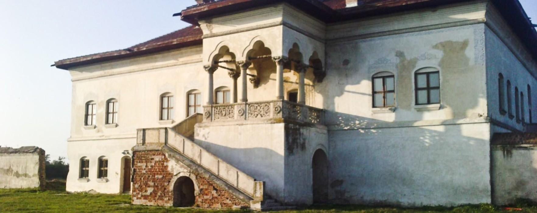 Lucrările pentru proiectul european de la Palatul Brâncovenesc Potlogi, în procedură de achiziţie