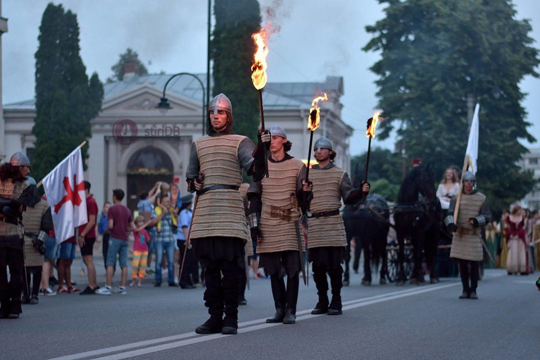 Târgovişte: Festivalul medieval Dracula 15-16 iunie, program