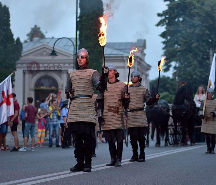 Târgovişte: Festival Dracula, program 15 iunie