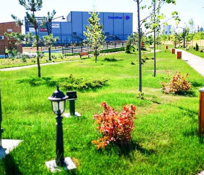 Târgovişte: Parcul de la UM Gară se va deschide pe 1 iunie