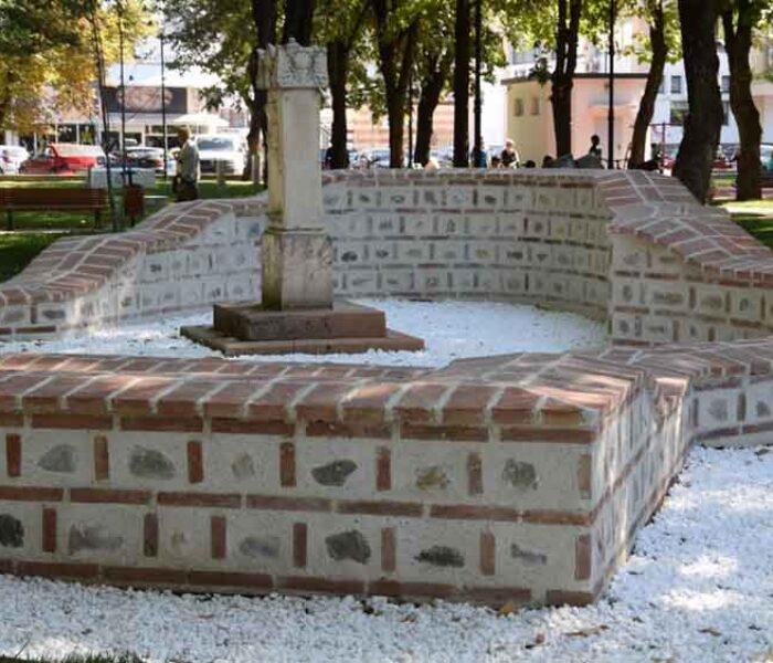 Târgovişte: Parcul Mitropoliei, redeschis pe 8 septembrie 2021, după reabilitare
