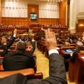 Grupul parlamentar PSD de la Senat, întâlnire de lucru la Peştera