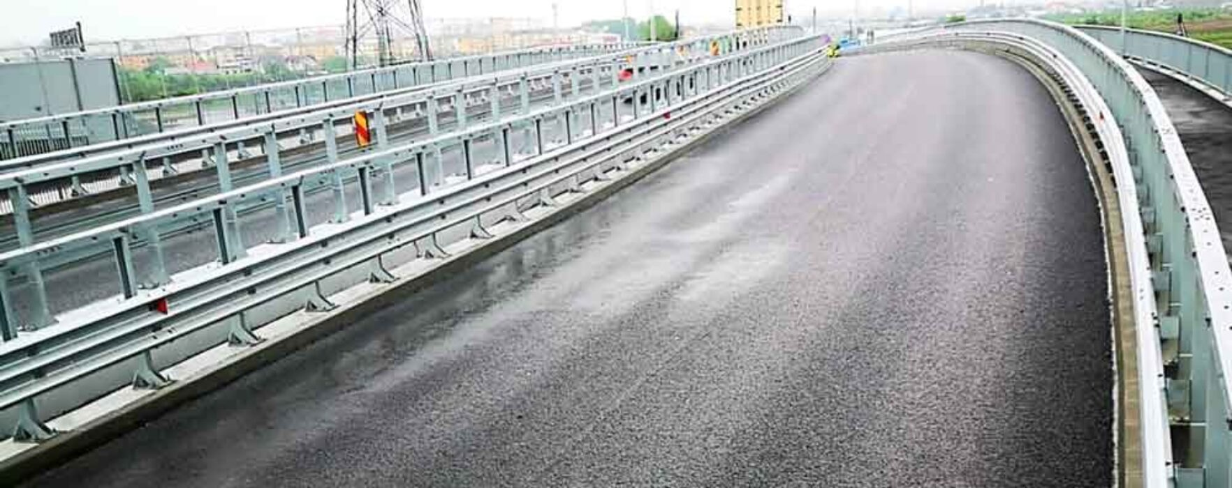 Târgovişte: A fost redeschisă circulaţia pe pasajul Petru Cercel