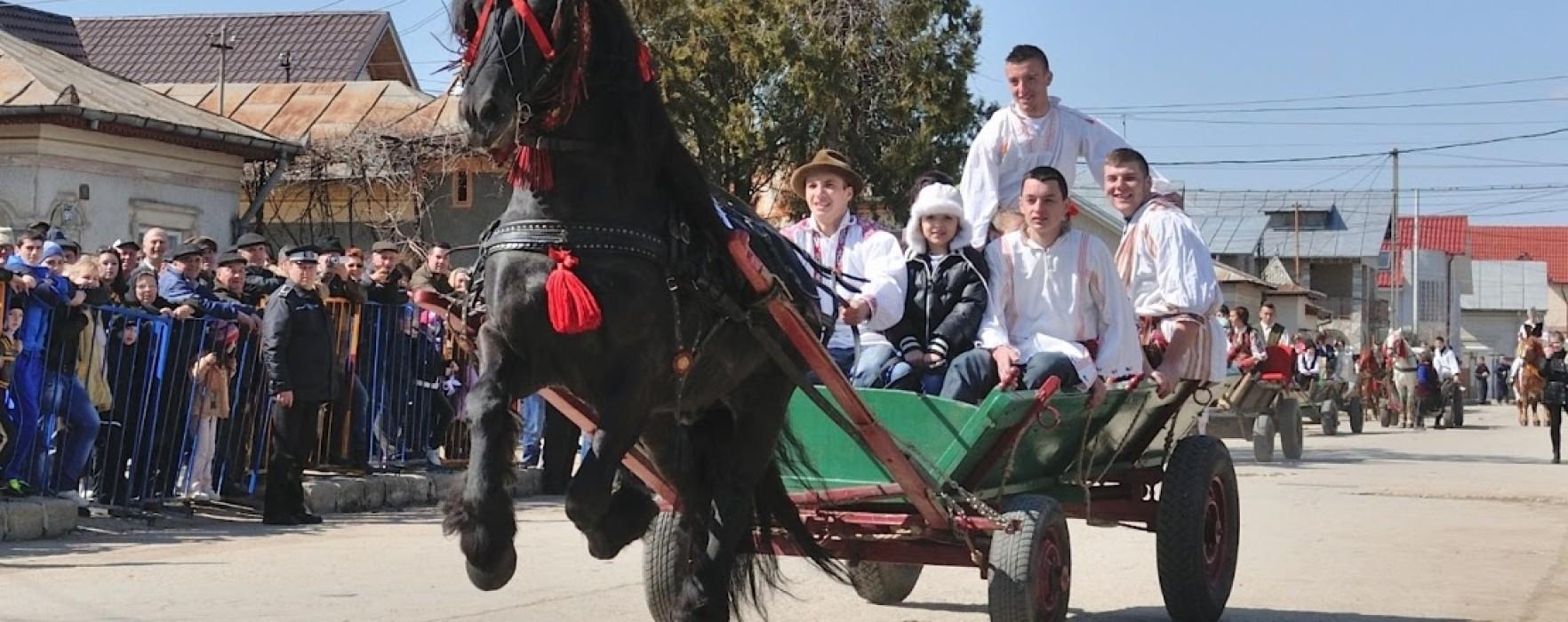 Paştele Cailor se sărbătoreşte, sâmbătă, în comunitatea bulgară din Târgovişte