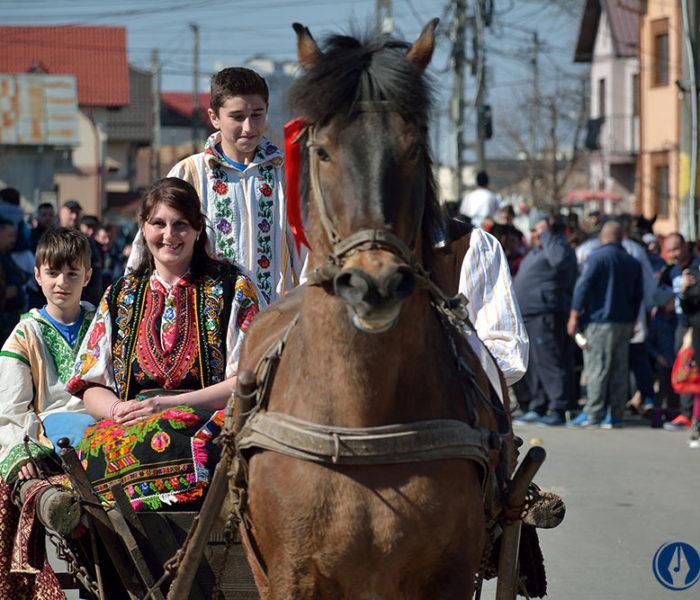 Dâmboviţa: Paştele Cailor, obicei în comunitatea bulgară din Târgovişte (foto)