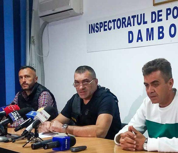 IPJ Dâmboviţa: Suspectul principal în cazul fetiţei moarte din Gura Şuţii, un cetăţean străin