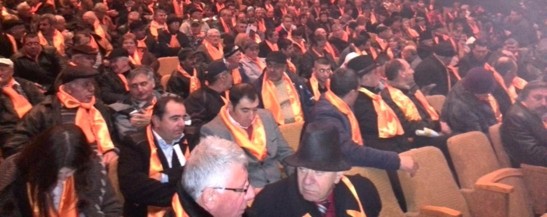 Cătălin Predoiu şi-a prezentat, la Târgovişte, programul în cursa internă pentru desemnarea prezidenţiabilului PDL