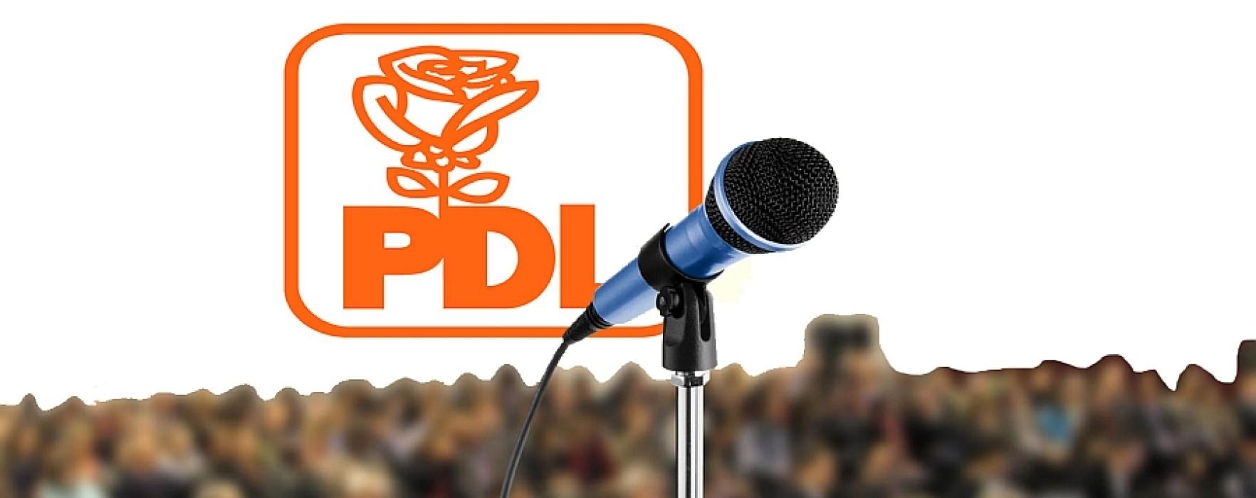 Iulian Vladu, singurul candidat la preşedinţia PDL Dâmboviţa