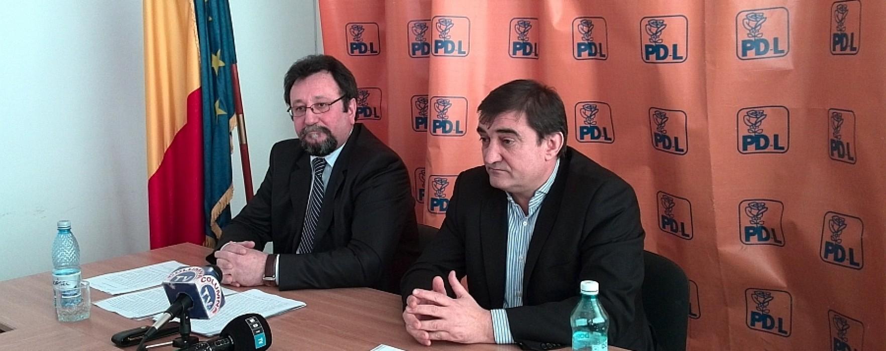 Preşedintele PDL Dâmboviţa a aflat de la presa locală cine e preşedintele PDL Fieni (audio)