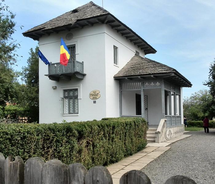 Casa-atelier Gheorghe Petraşcu / Târgovişte – ghid de oraş