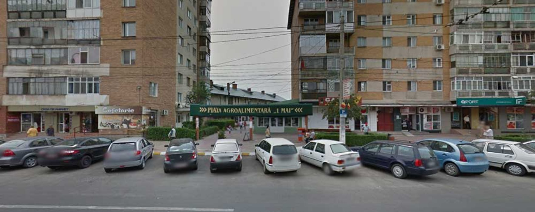 Târgovişte: Femeie ameninţa că îşi dă foc dacă Primăria demolează un spaţiu comercial; a intervenit Poliţia