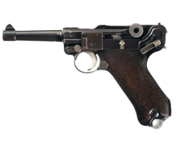 Mai multe arme vechi, găsite în podul unei case din Bezdead