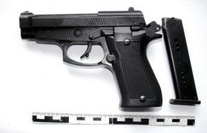 pistol-politie